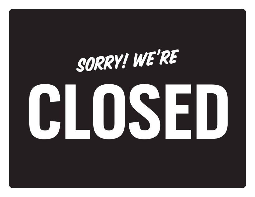 Osteria Le Arpie chiuderà da lunedì 8 a mercoledì 17 gennaio