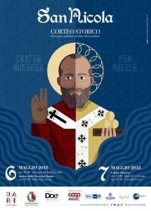 A Bari Corteo Storico San Nicola 2018